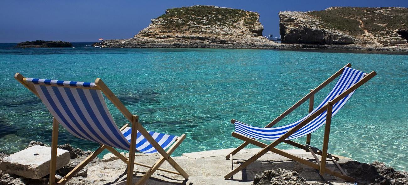 Big cyprus magnificen beach