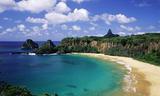Small world brazil wild beach in brazil 022170
