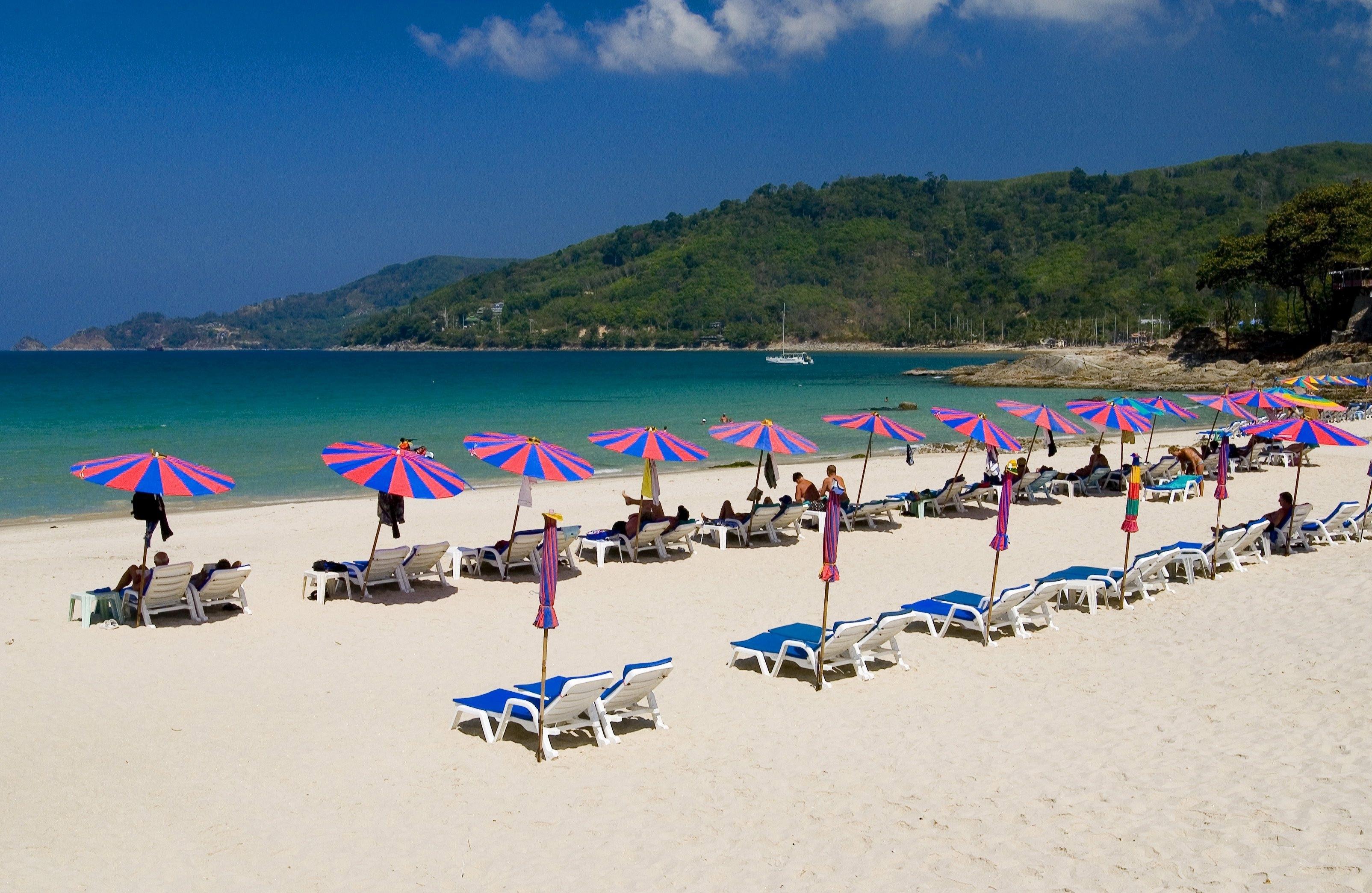 Big patong beach  2