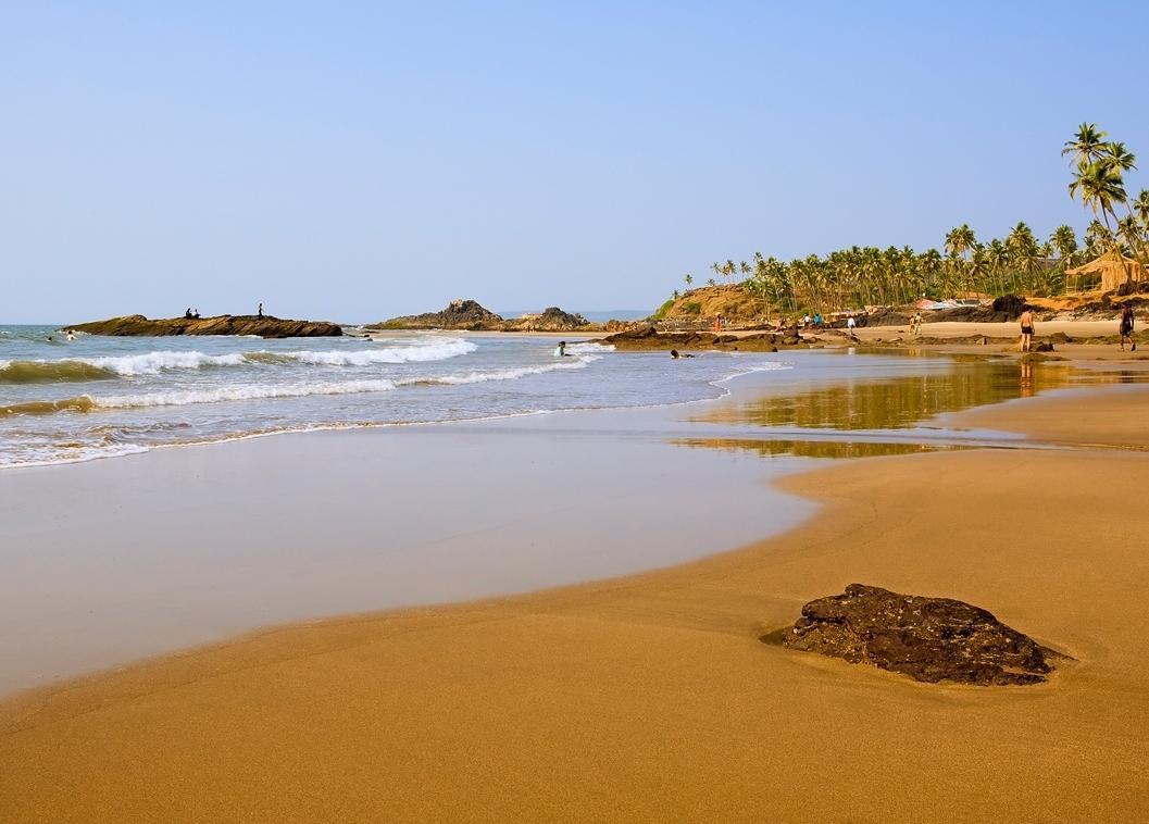 Big mandrem beach