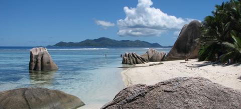 остров Ла Диг